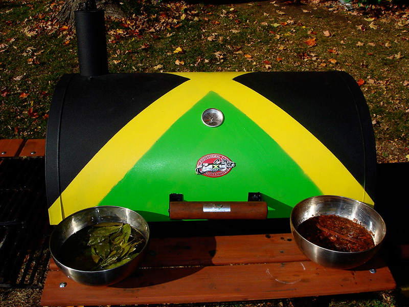 2) Prepare your grill. Charcoal or gas will work just fine